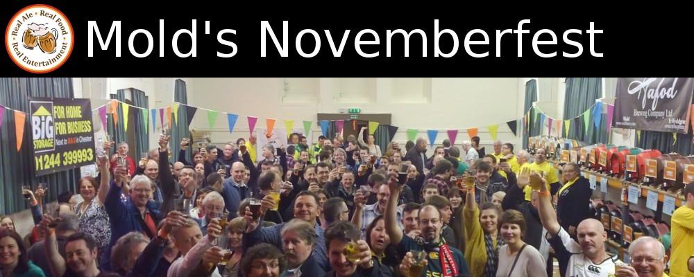 Mold's Novemberfest